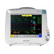 Philips M3015A Module Repair Near Auburn Hills MI | Argo Biomedical Services - Philips_MP40_Monitor