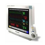Philips ELO Monitor Repair In Farmington Hills MI | Argo Biomedical Services - Philips_MP70_Monitor